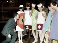 Pierre Cardin, le plus français des couturiers italiens