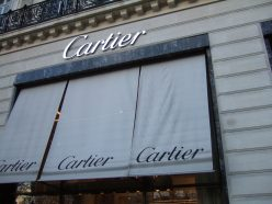 Un espace chez Harrods pour Panthère de Cartier