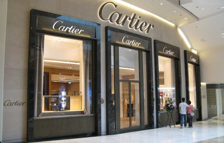 Cartier ouvre une nouvelle boutique à Zurich