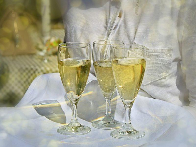 Sensorium crée la première bouteille de champagne Mathusalem en porcelaine