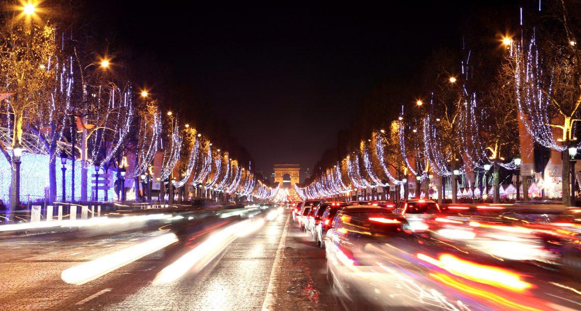Le Triangle d'or à Paris, concentré du luxe à la française