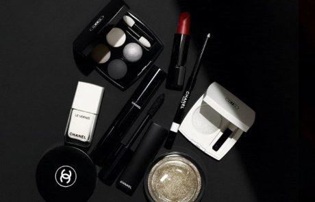 Chanel : une collection maquillage en noir et blanc