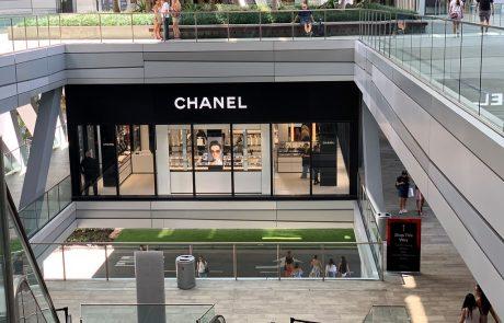 Chanel : nouvelle boutique beauté à Miami
