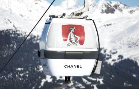 La saison de ski inspire les marques de luxe