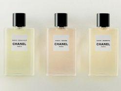 Trois nouvelles eaux de parfum Chanel pour l'été 2018