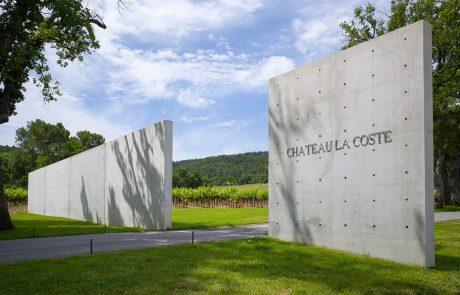 Le Chateau La Coste accueille les oeuvres de Cy Twombly