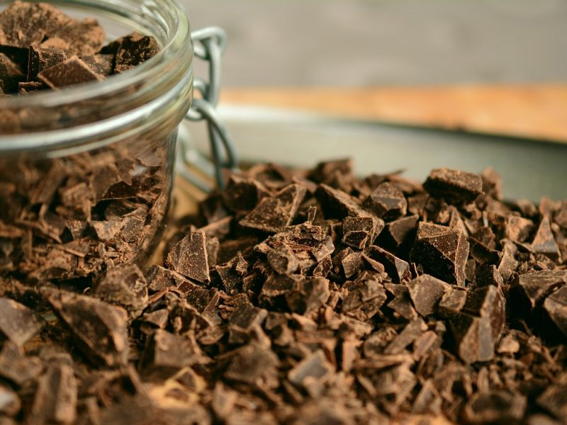 Des chocolats pour célébrer le nouveau gancini de Salvatore Ferragamo