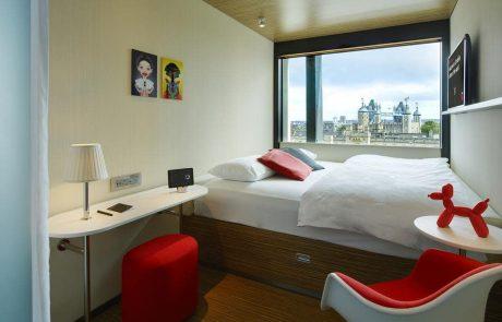 CitizenM : des hôtels de luxe abordables