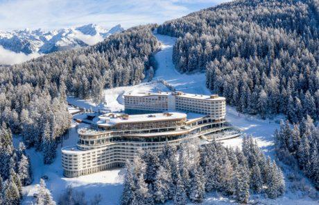 Le Club Med inaugure Les Arcs Panorama