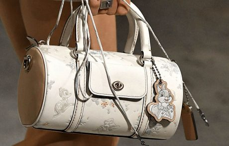 Coach lance une collection Disney
