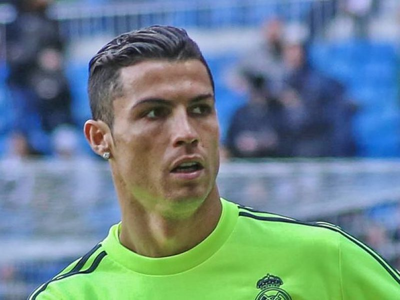 Cristiano Ronaldo lance sa première collection de lunettes