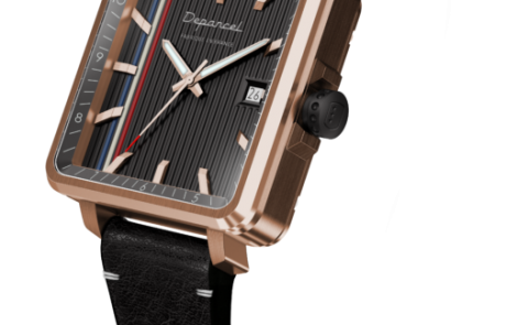 Depancel propose une nouvelle collection de montres