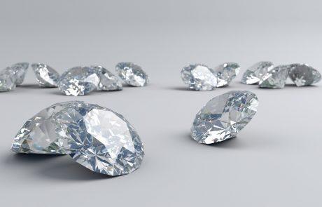 Montre incrustée de diamants : record battu !