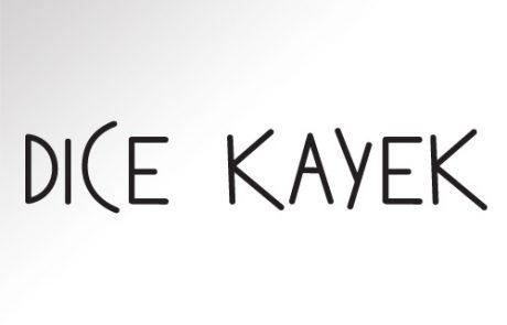 Dice Kayek arrive à Paris