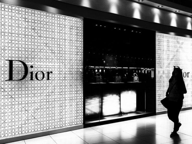 Dior présente une collection pour le Nouvel An chinois