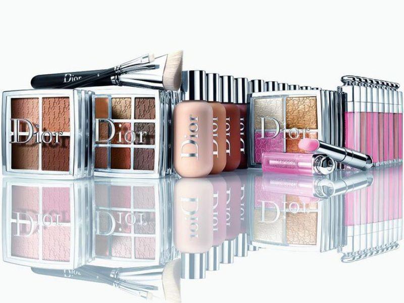 Dior make up : un filtre Instagram pour le réveillon