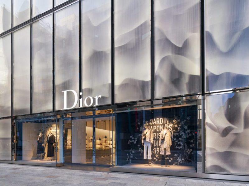 Le marché du luxe français progresse au Japon