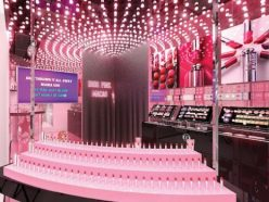 Dior Pink City : le beauty concept de Macao