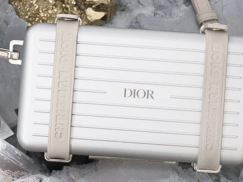 Dior et Rimowa présentent leur collection capsule