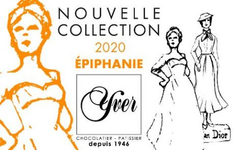 Épiphanie 2020 : une nouvelle collection de fèves Christian Dior