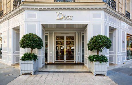 Dior champion des réseaux sociaux pendant la Fashion Week