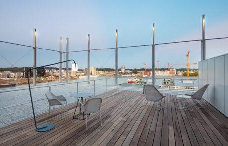 Inauguration du complexe Dock G6 à Bordeaux