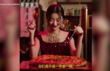 Controverse : Dolce & Gabbana annule son défilé en Chine