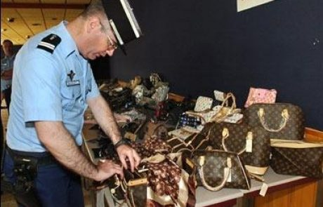 Un réseau de contrefaçons démantelé à Villeneuve-Loubet