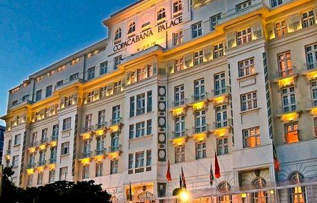 Série «Palaces de légende»: le Copacabana Palace, le mythe de Rio