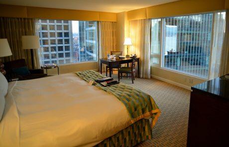 Fairmont Waterfront : un hôtel écologique de luxe à Vancouvert