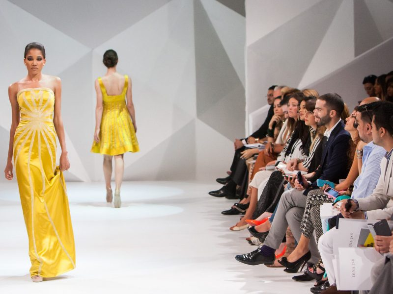 Le retour des défilés physiques pour la Semaine de la Haute Couture