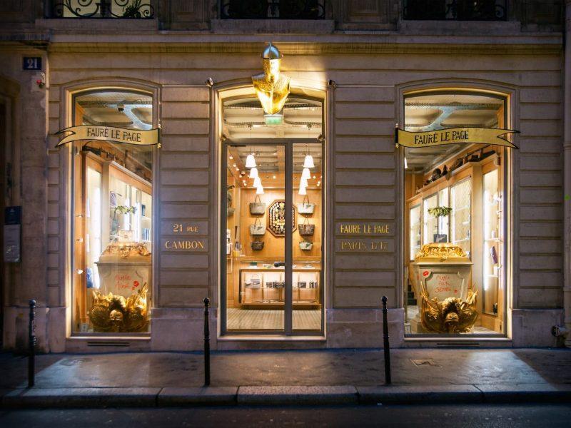 Fauré Le Page : 300 ans de luxe et une révolution en marche