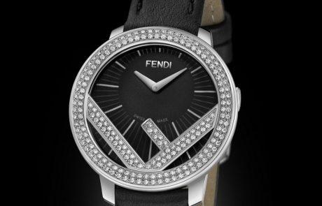 Run Away Diamonds : les nouvelles montres Fendi