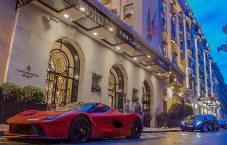 La fin annoncée de la taxe sur les voitures de luxe