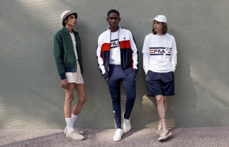 Fila participera à la Fashion Week de Milan