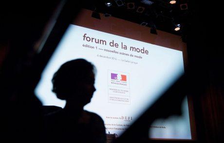 Le Forum de la mode ouvre à Paris
