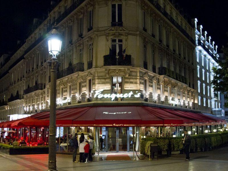 Le Fouquet's Paris inaugure son restaurant rénové