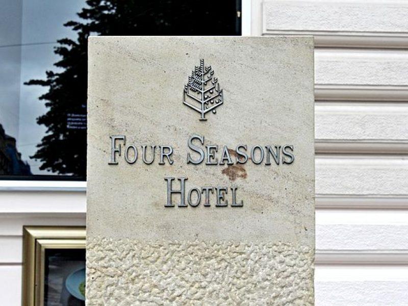Le jet privé Four Seasons fait peau neuve