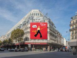 « Changeons de mode » avec les Galeries Lafayette