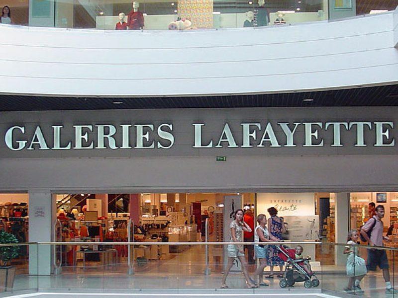 Les Galeries Lafayette ont inauguré leur second magasin en Chine
