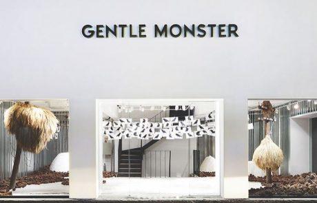 Zip Tie : la nouvelle collection de lunettes signée Gentle Monster et Ambush