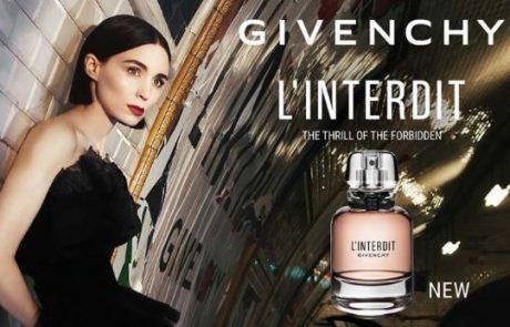 Givenchy : Oscar 2019 de la marque de parfum