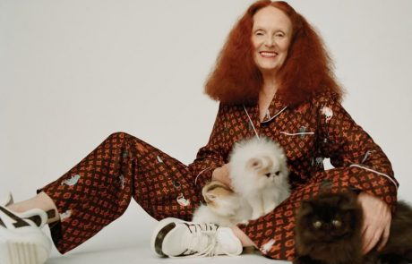 Grace Coddington, créatrice invitée chez Vuitton