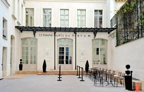 Le grand musée du parfum ferme ses portes