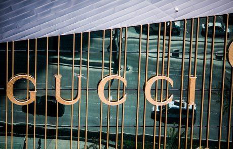 Gucci Whooster : entre nouvelles technologies et art