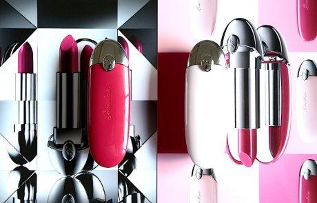 Guerlain : un rouge à lèvres personnalisable