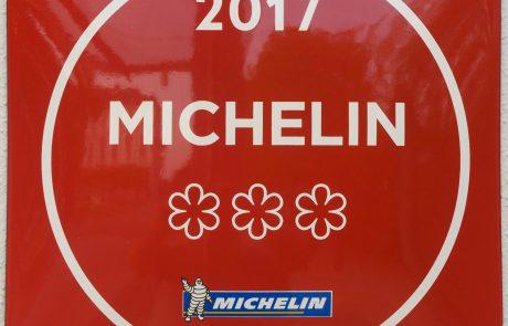 Haute gastronomie: un vent de changement au guide Michelin