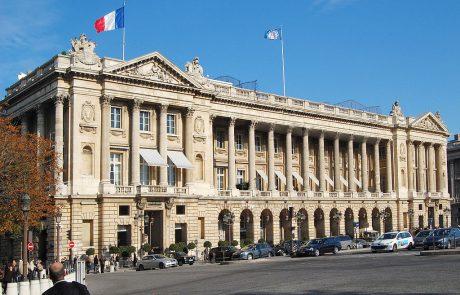 L'Hôtel de Crillon a trouvé son nouveau directeur général