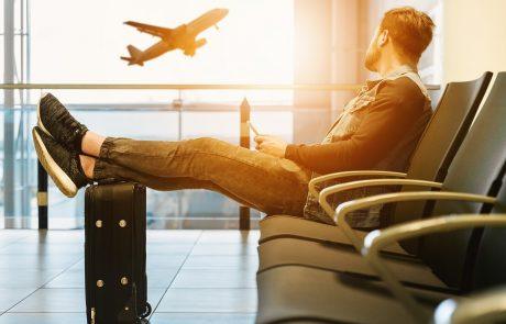 Un TWA hôtel dans un terminal de l'aéroport JFK de New York