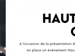 La Fashion Week Haute Couture de Paris en ligne du 6 au 8 juillet